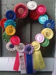 Wreath of Rosettes